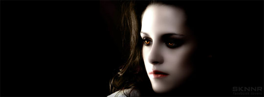 Bella Cullen Facebook Cover