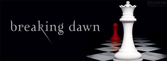 Breaking Dawn Facebook Cover
