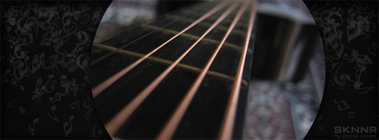 Guitar 1 Facebook Cover