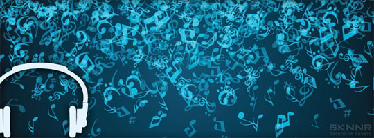 Headphones 1 Facebook Cover