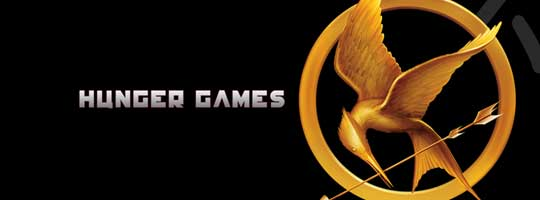 Hunger Games 1 Facebook Cover