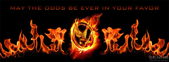 Hunger Games 5 Facebook Cover