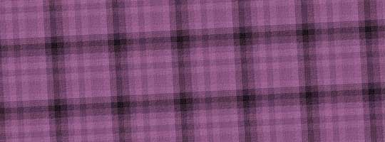 Purple Plaid Facebook Cover