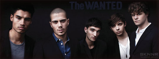 The Wanted 3 Facebook Cover